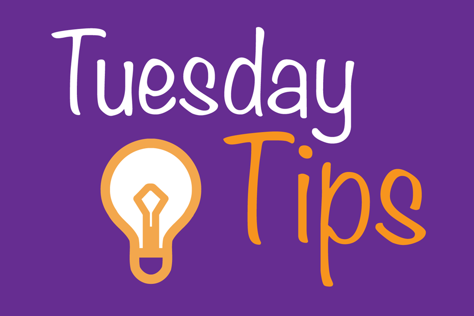 Total Web Creations Tuesday Tips