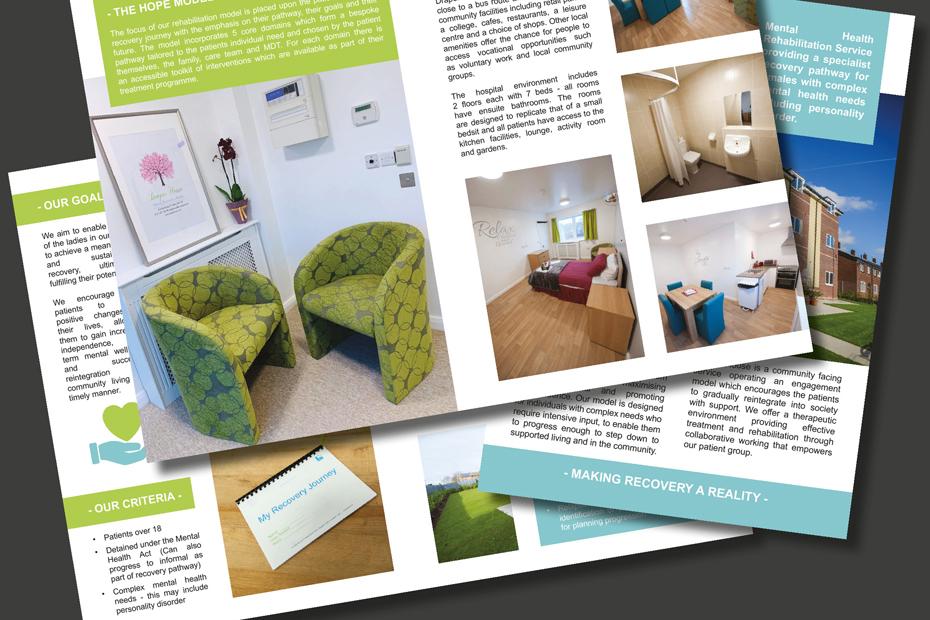 Leaflet Design at Total Web Creations