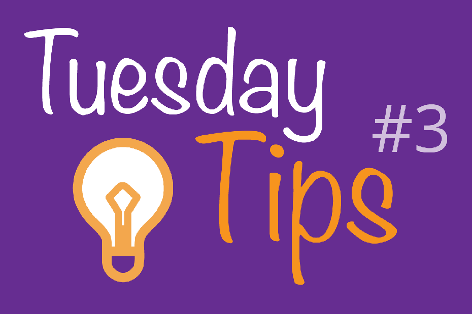 Total Web Creations Tuesday Tips #3
