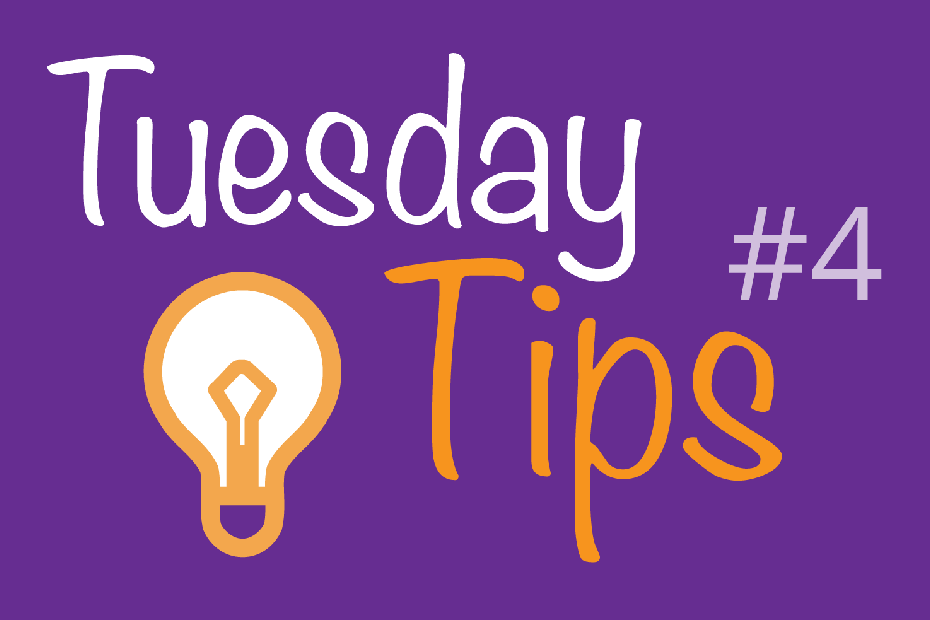 Total Web Creations Tuesday Tips #4