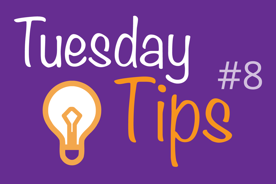 Total Web Creations Tuesday Tips #8