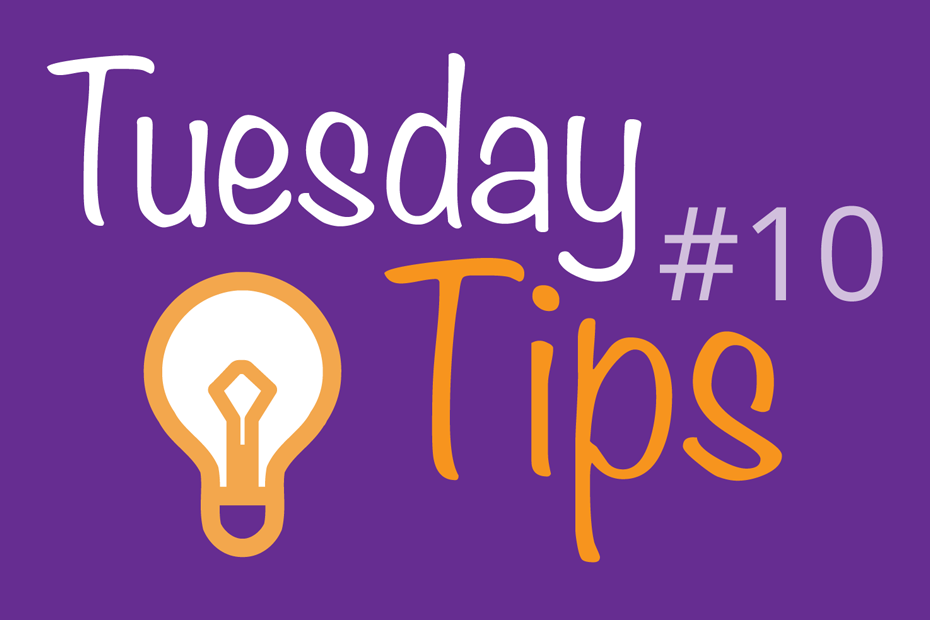 Total Web Creations Tuesday Tips #10
