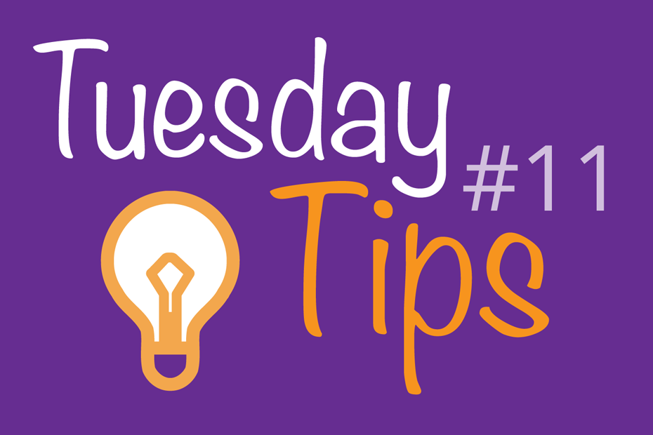 Total Web Creations Tuesday Tips #11