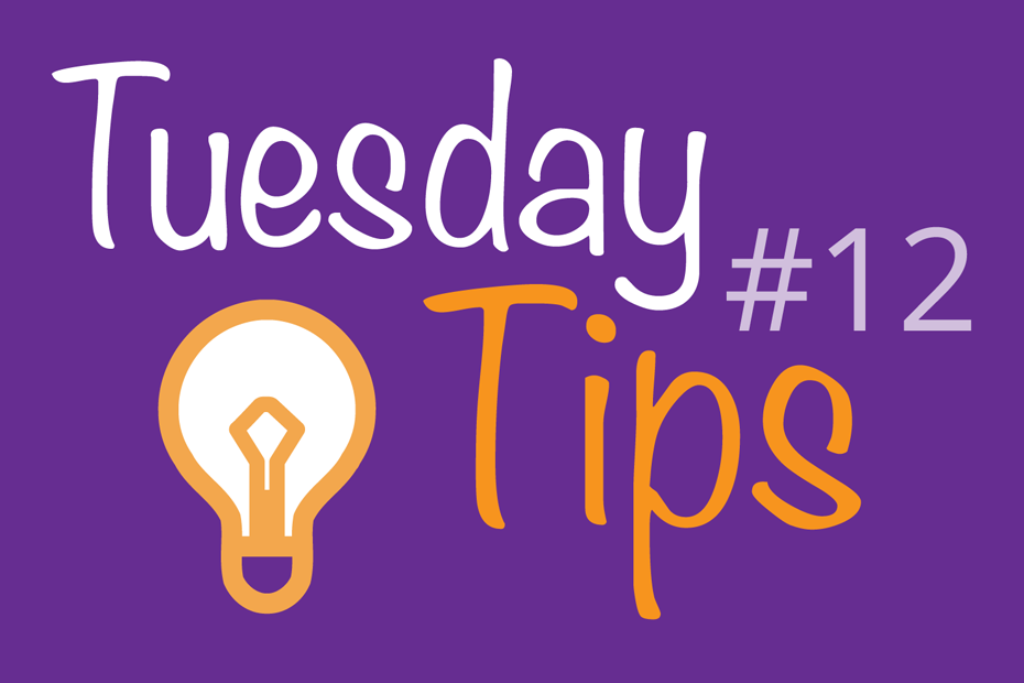 Total Web Creations Tuesday Tips #12