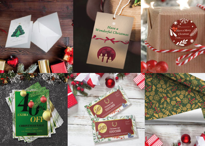 Christmas Essentials at Total Web Creations | Bespoke Design and Print