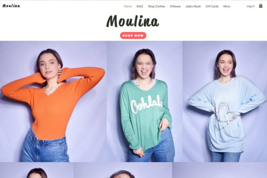Moulina | Working with Total Web Creations | SEO Work
